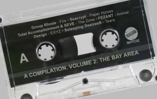 sweating tapes bay area comp tape