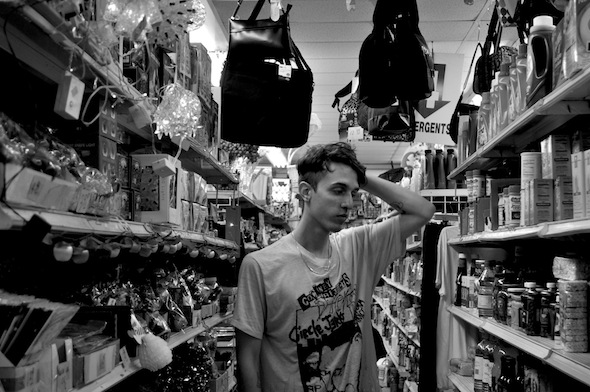 Beach Fossils - photo by Terri Nguyen