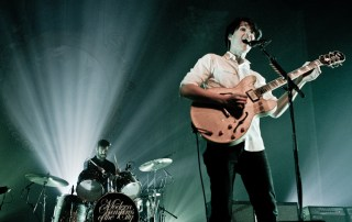 Vampire Weekend @ The Fox 4/17/13 - photo by Moses Namkung