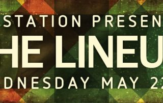 SF Station, the Lineup, 5/22/13