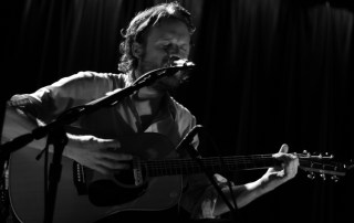 Father John Misty @ Slim's 10/3/13 - photo by Ted Maider