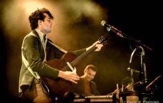 Lord Huron @ The Fillmore (2/25/14) - photo by Paige K. Parsons (Noise Pop 2014)