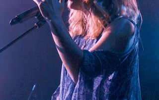 Broods @ Rickshaw Stop 2/27/14 - Photo by Jon Ching (Noise Pop 2014)