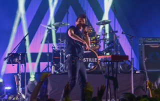 Bastille @ TheWarfield, 4/10/14 - Photo by Jon Ching