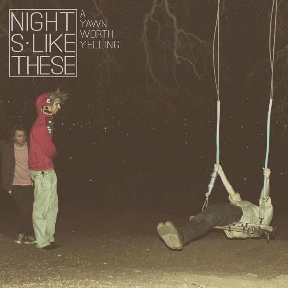 'Nights Like These' EP Cover