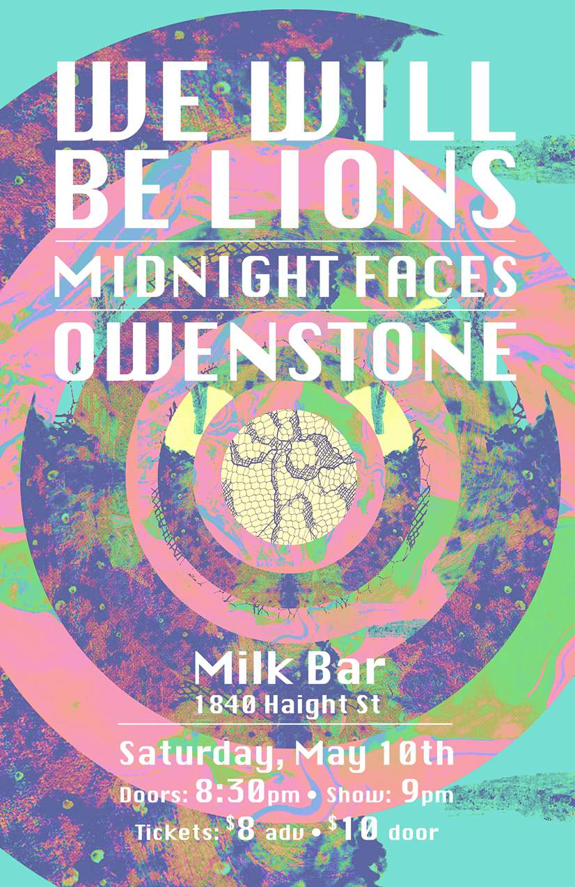 Will Will Be Lions @ Milk Bar