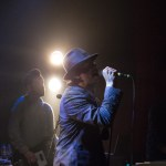 Maximo Park at the Rickshaw Stop - by Zack Frederick
