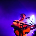 Mount Eerie at the Chapel, 6/12/14