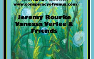 Conspiracy of Venus season finale show poster
