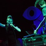 Sylvan Esso at The Fillmore (Photo by Daniel Kielman)