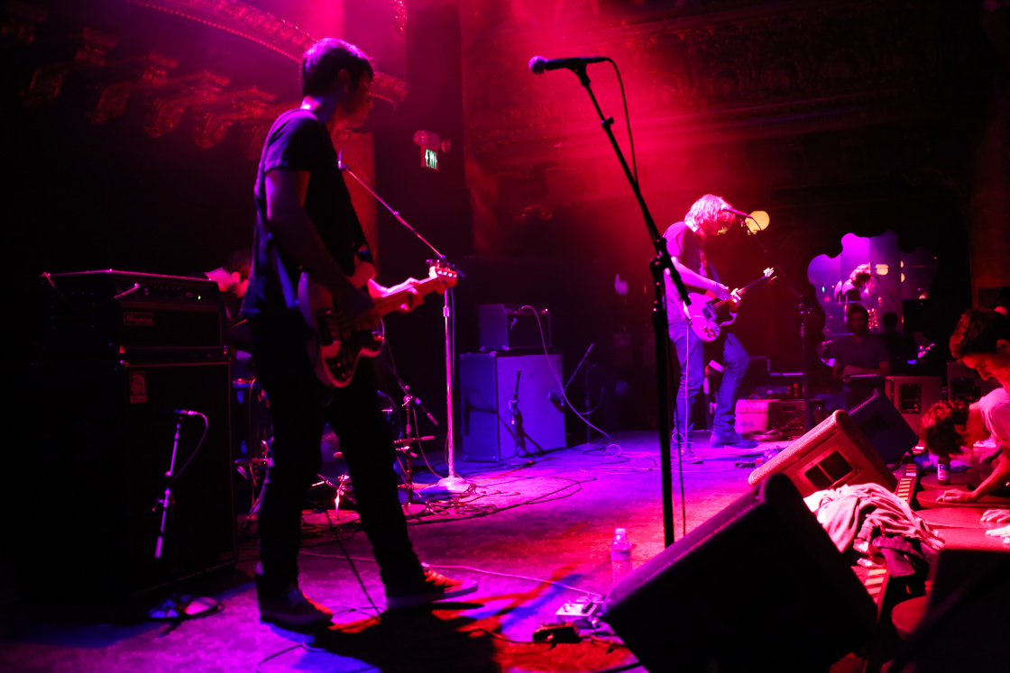 Cloud Nothings @ Great American Music Hall 7/7/14 (Photo: Gary Magill)