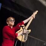 Spoon @ 2014 Outside Lands Music Festival - Photo by Daniel Kielman