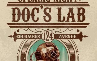 Doc's Lab Opening Night