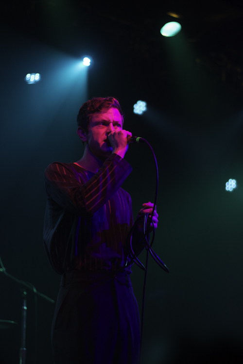 Perfume Genius at the Independent, by Zack Frederick