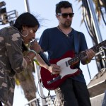 Ana Tijoux @ Treasure Island Music Festival 2014 Saturday, by Daniel Kielman