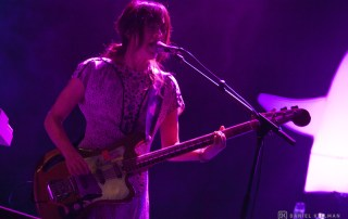 Blonde Redhead @ The Regency Ballroom (Photo: Daniel Kielman)
