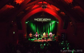Tumbleweed Wanderers at The Chapel, by Jon Bauer