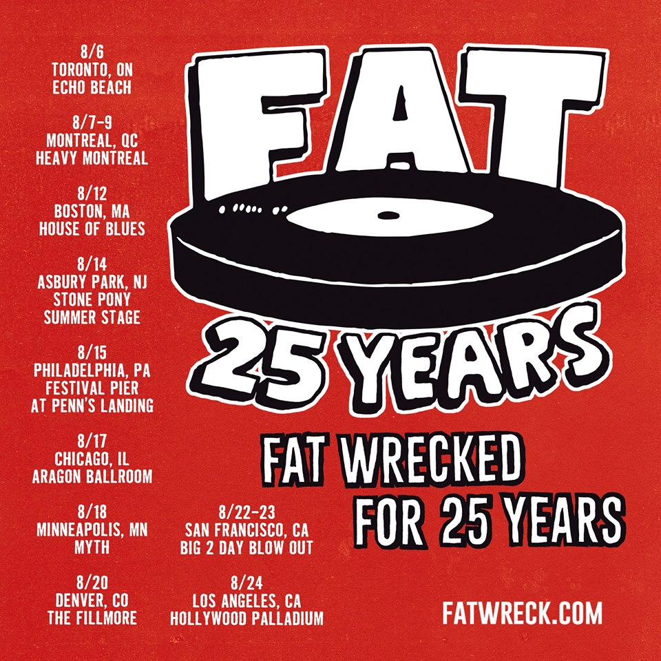 Fat Wreck Chords 2015