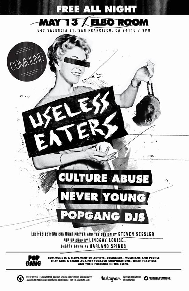 useless eaters poster
