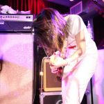 Tricot at the DNA Lounge, by Lorisa Salvatin