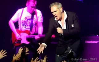 Morrissey at The Masonic, by Jon Bauer