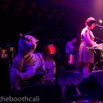Glockabelle at the Great American Music Hall, by Ria Burman