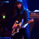 The Go! Team at the Great American Music Hall, by Ria Burman