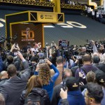 Super Bowl 50 at SAP Center, by Jon Bauer