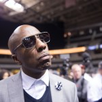 J.B. Smoove at SAP Center, by Jon Bauer