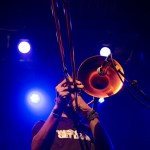 Kamasi Washington at the Independent, by Jon Ching
