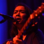 Mitski at the Swedish American Hall, by Jon Bauer