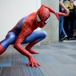 Spider-Man Silicon Valley Comic Con at the San Jose Convention Center, by Jon Bauer