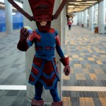 Galactus Silicon Valley Comic Con at the San Jose Convention Center, by Jon Bauer