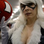 Black Cat Silicon Valley Comic Con at the San Jose Convention Center, by Jon Bauer