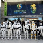 Silicon Valley Comic Con at the San Jose Convention Center, by Jon Bauer