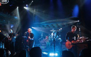 Nada Surf at the Great American Music Hall, by Joshua Huver