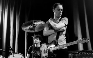 The Thermals at The Chapel, by Ian Young