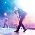 Cage the Elephant at Bill Graham Civic Auditorium, by Jessica Perez