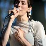 Chairlift at Phono del Sol 2016, by Jon Bauer