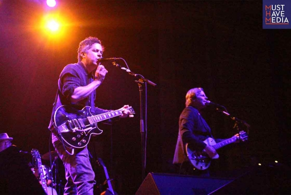 M. Ward at The UC Theatre, by Joshua Huver