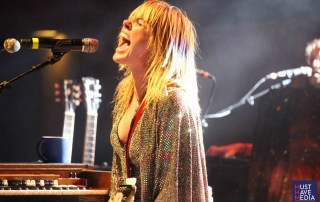 Grace Potter at Saratoga Mountain Winery, by Joshua Huver