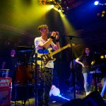 Panic Is Perfect at The Great American Music Hall, by Estefany Gonzalez