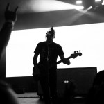 Blink-182 at the Shoreline Amphitheater, by Jessica Perez