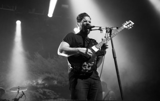Foals at The Fox Theater, by Jessica Perez
