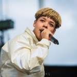 Mura Masa at Treasure Island Music Festival 2016, by Jon Ching