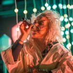 Purity Ring at Treasure Island Music Festival 2016, by Jon Ching