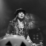 Alice Cooper at The Warfield, by Ria Burman
