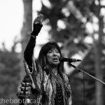 Buffy Sainte-Marie at Hardly Strictly Bluegrass 2016, by Ria Burman