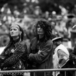 Crowd at Hardly Strictly Bluegrass 2016, by Ria Burman