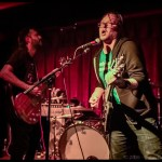 Color TV at the Hemlock Tavern, by Patric Carver